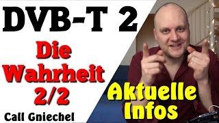 DVB-T 2 / ES GEHT LOS / Aktuelle InfosSendung vom 27.03.2017