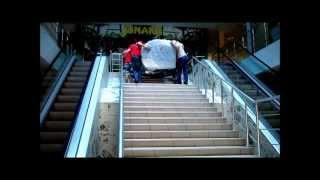 Перевозка солярия. Компания «Просто Переезд».(Компания «Просто Переезд». Грузоперевозки по Одессе. Перевозка мебели, квартир, офисов, пианино, сейфов..., 2012-05-11T13:12:38.000Z)