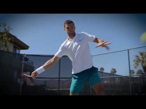 Grigor Dimitrov - Racket Beauty