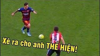 Top 10 Khoảnh khắc Messi cho CẢ THẾ GIỚI thấy ► Ai mới là VUA BÓNG ĐÁ! ⚽ Hài Bóng Đá ⚽