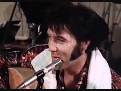 Elvis Presley Are you lonesome tonight Laughing version