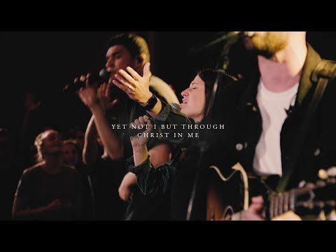 CityAlight - Yet Not I But Through Christ In Me (Live)