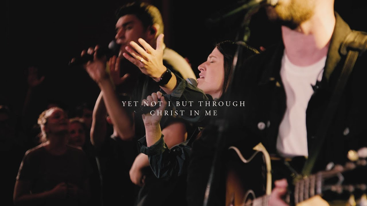 Download CityAlight - Yet Not I But Through Christ In Me (Live)
