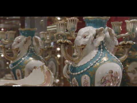 Masterclass  Sèvres Porcelain, with Dame Rosalind Savill