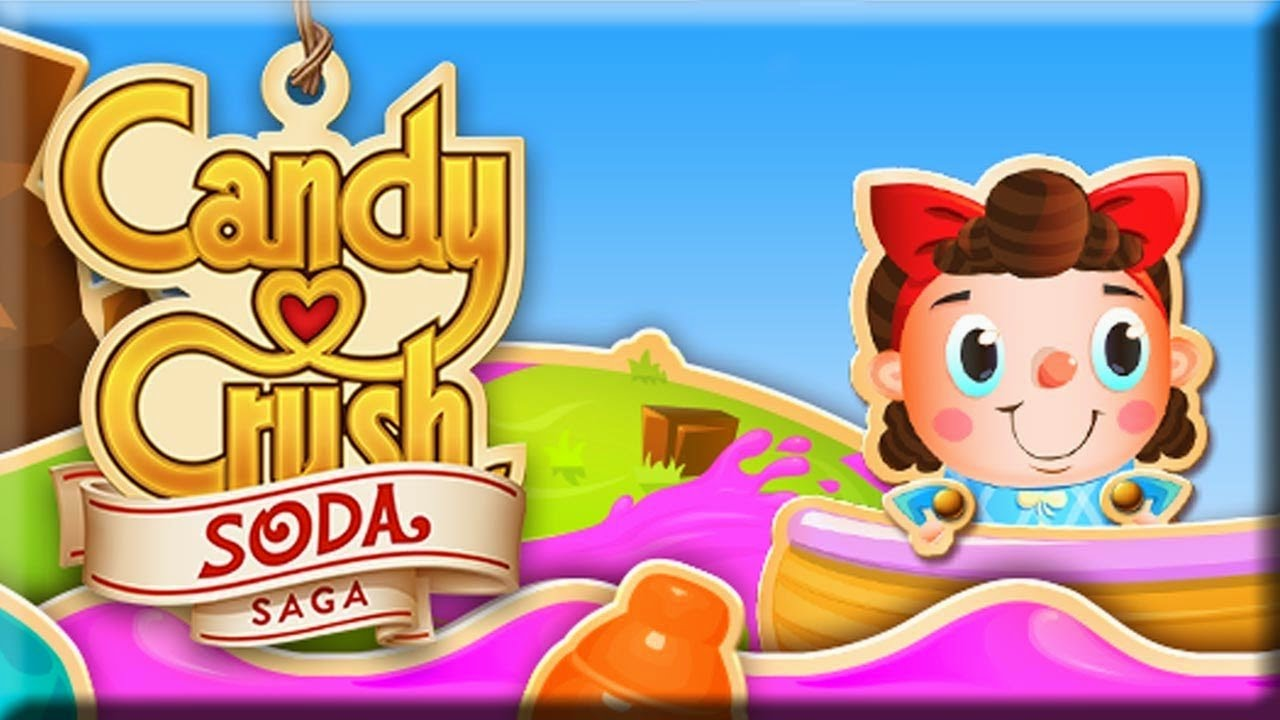 Candy Crush Soda Saga Para Android Juego De Puzzles Gameplay