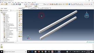 Tutorial Example#9: Drawing of a 3D Truss in Abaqus