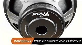 PRV Audio Brazil / 15W1000v2 - 15