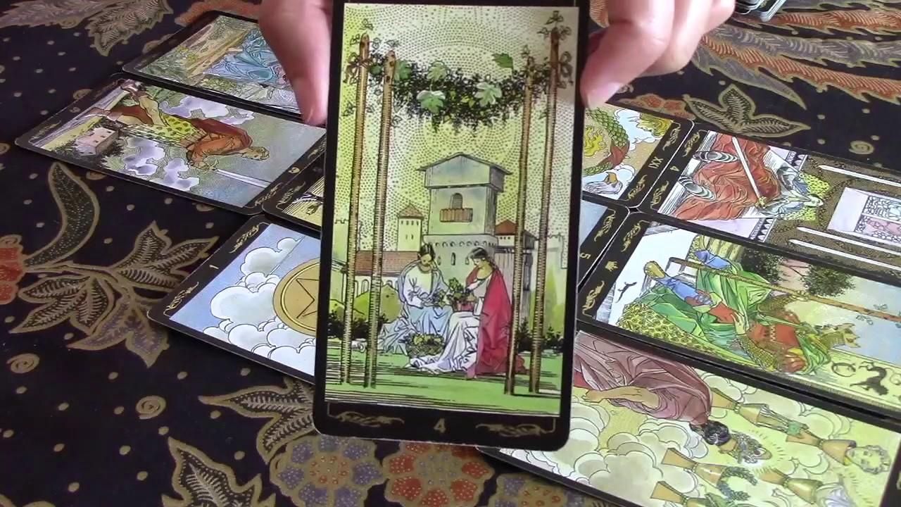tarot card reading for gemini