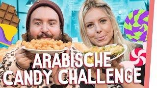 ARABIC CANDY CHALLENGE 🍭😍