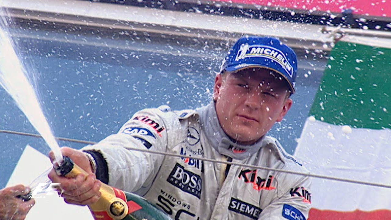 Your Favourite Japanese Grand Prix - 2005 Raikkonen's Suzuka Masterclass