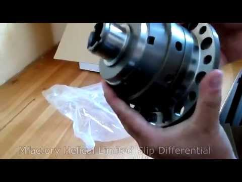 Mfactory Helical Limited Slip Differential Honda B series Civic CRX Integra