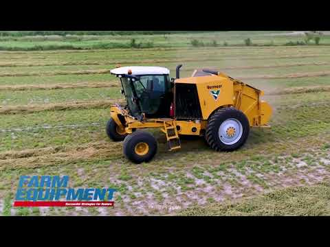 How Vermeer's 'Skunk Works' Approach  Resulted in the First Self Propelled Baler