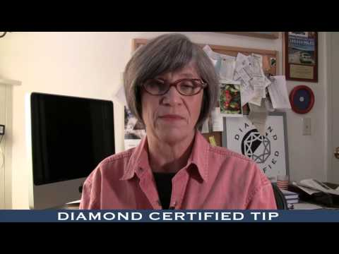 Diamond Certified Tip: Household Poison