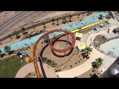 Zuma Zooma Water Slide at Cowabunga Bay Las Vegas