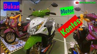 Kontes Motor Part 1 Meet Up Modification at SC Langensari Kota Banjar 2018 MothaiMotovlog 9