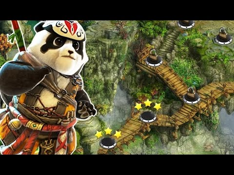 Ninja Panda Dash - Android Gameplay HD