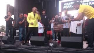 Inch Zora Randhawa &amp Fateh Live Punjab Day Mela Brampton