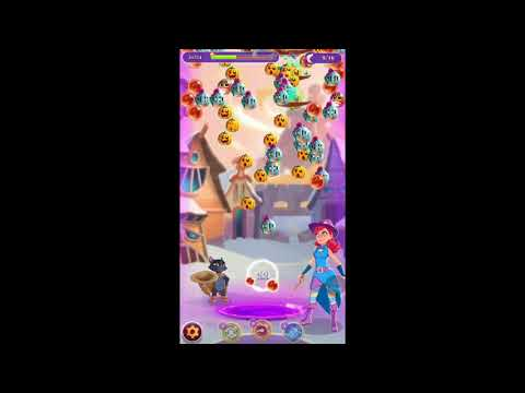 Bubble Witch 3 Saga Level 729 ~ NO BOOSTERS!!!