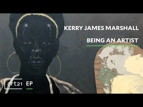 "Kerry James Marshall: Being an Artist | Art21 ""Exclusive"""