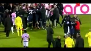 Football Fights of 2013 Brawl and Fights