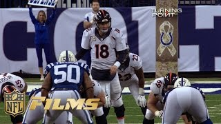 Broncos vs. Colts (Week 9) | NFL Turning Point | NFL Films