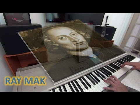 Canon in D Piano by Ray Mak