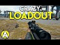 CRAZY LOADOUT - PUBG