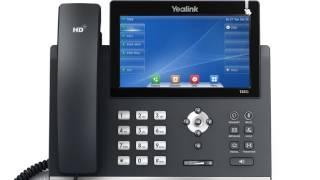 T48G IP Phone - Voice Mail
