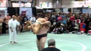 Mismatched Sumo Wrestling