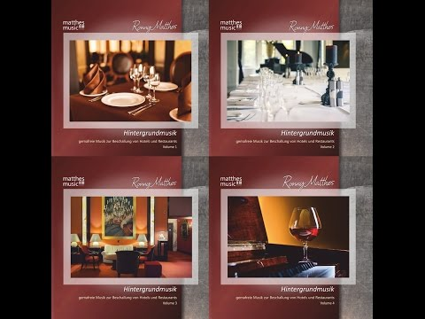Hintergrundmusik, Vol. 1 - 4 [Gemafreie Musik   Royalty Free Background Piano Music For Restaurants]