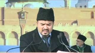 (Nazm) Hai Aasmaane ke Taare by Umar Sharief Sb at Jalsa Salaana Qadian 2011