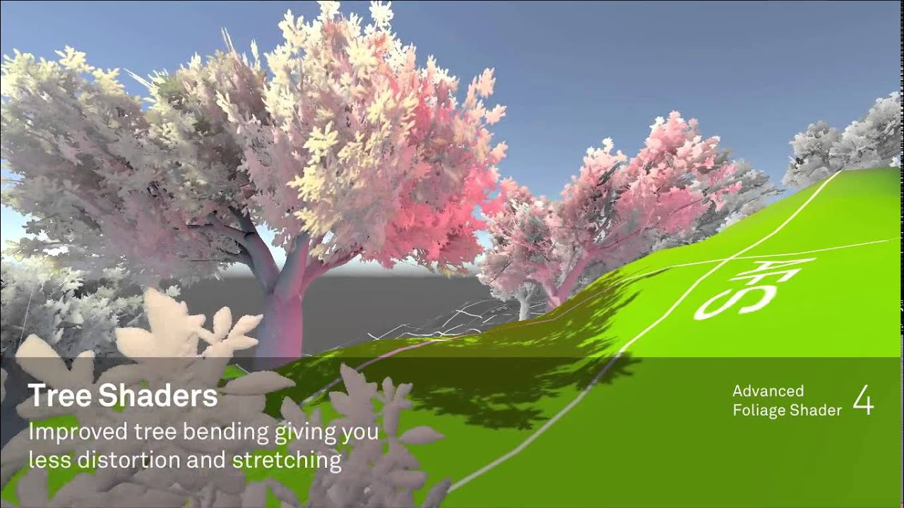 Advanced Foliage Shader – Tree Shaders