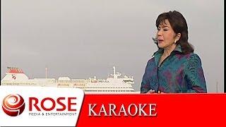 ทะเลร่ำไห้ - รุ่งฤดี แพ่งผ่องใส (KARAOKE)