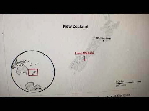 Lake Waitaki Village sale attracts international attention