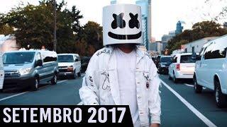 Melhores Músicas Eletrônicas SETEMBRO de 2017   AS MAIS TOCADAS