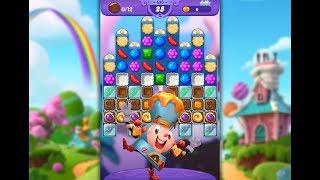 Candy Crush Friends Saga Level 630 (3 stars, No boosters)