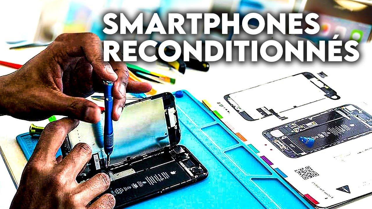 Download La révolution des smartphones reconditionnés