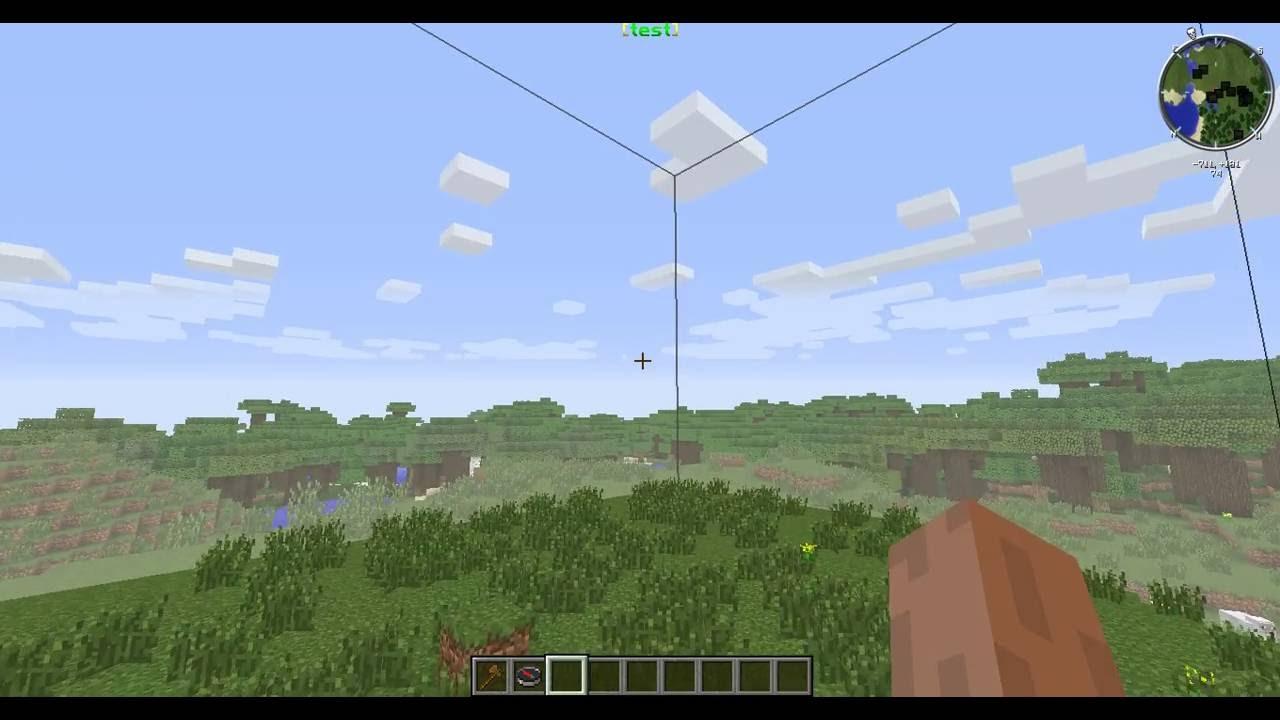 Плагины для Minecraft 1.7.10 - YouTube