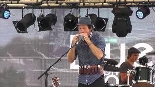 Juzzie Smith   Harmonica Belt   Broadbeach Blues 2015 - 14/14