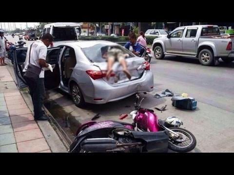 Worst Fatal Car Crash In The World