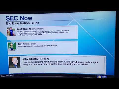 TNT SEC Network Tweet