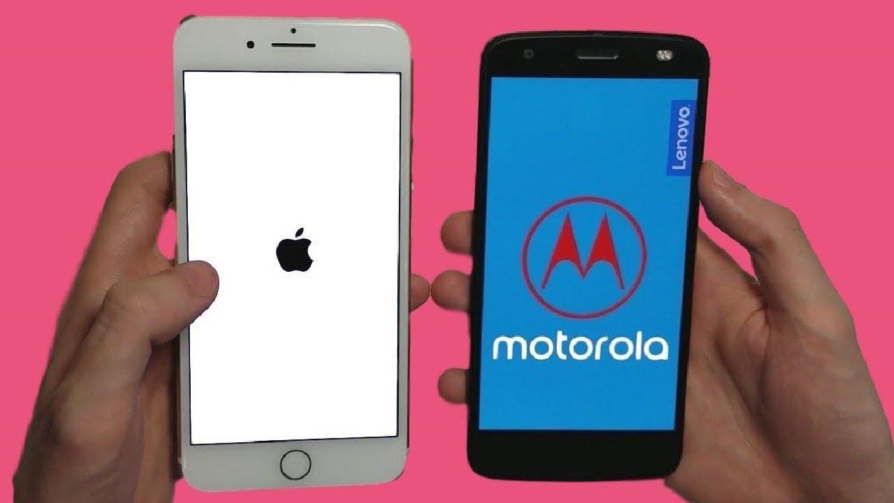 moto z2 force vs iphone x