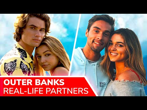 OUTER BANKS Actors Real-Life Couples ❤️ Are Chase Stokes (John B) & Madelyn Cline (Sarah) Dating?