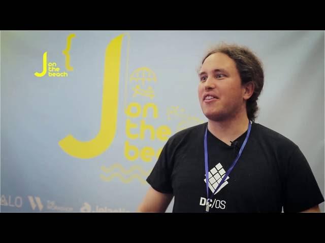Jorg Schad from Mesos Interview - JOTB16