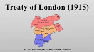 Treaty of London (1915)