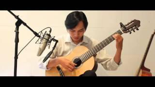 Tarrega - Recuerdos de la Alhambra (Guitar Classic) - Nguyễn Bảo Chương