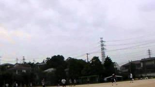 20080706サッカー練習試合西海神小第5戦