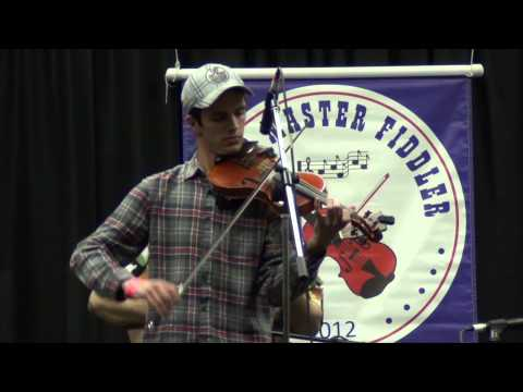 Tom Fitzgerald - Open Division Top 10 Championship Round - 5th Place Performance