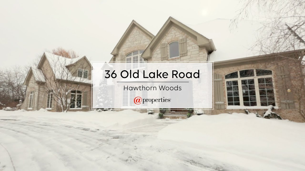 36 Old Lake Road, Hawthorn Woods, IL 60047 - YouTube