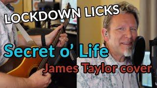 SECRET O' LIFE (James Taylor cover) — Robert Cassard — Guitar Discoveries